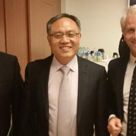 Unimpresa incontra la delegazione del Ministero dell'Agricoltura Cinese